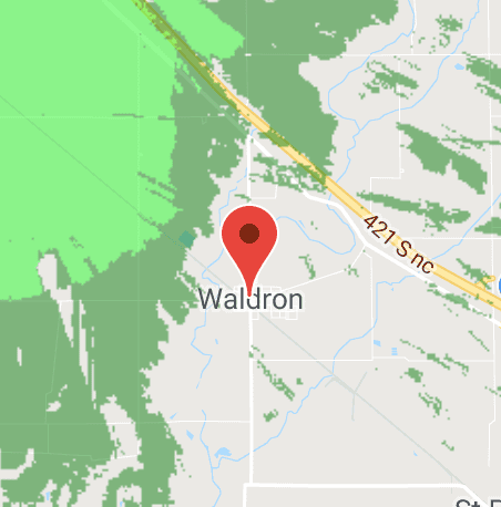 The Best Internet Coverage For Waldron, IN
