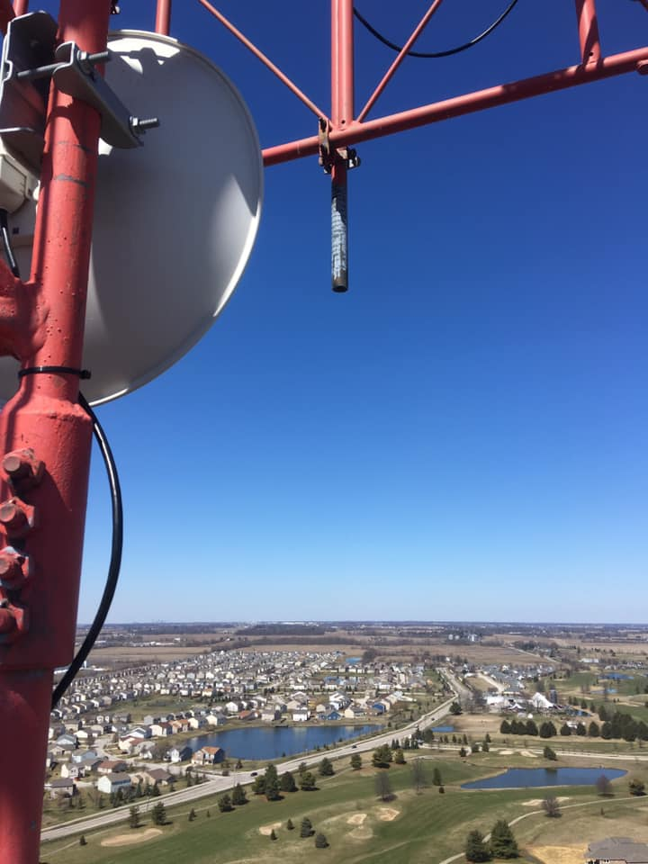 We Offer Fiber and Tower Contracting