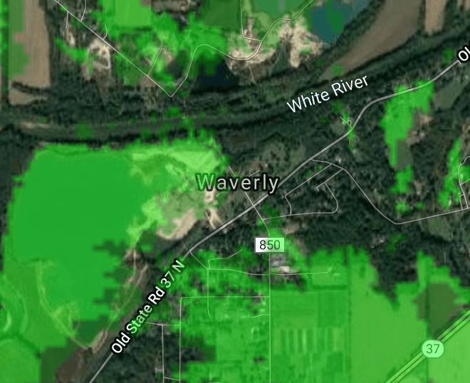 The Best Internet Coverage For Waverly, IN